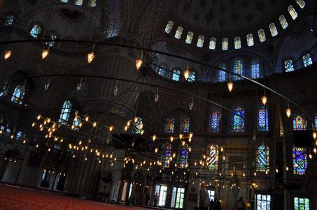 トルコ旅行記 ブルーモスク