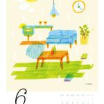 [ ダウンロード ] 2014年6月 フリーカレンダー