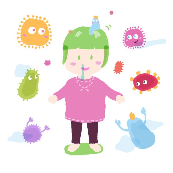 子供 風邪 ウィルス